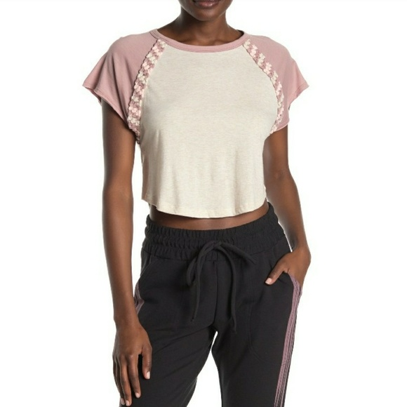 Free People Tops - Free People Movement Change It Up Tee